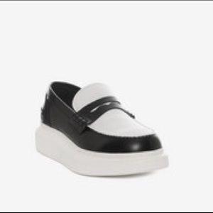 Alexander McQueen Platform Loafer 9